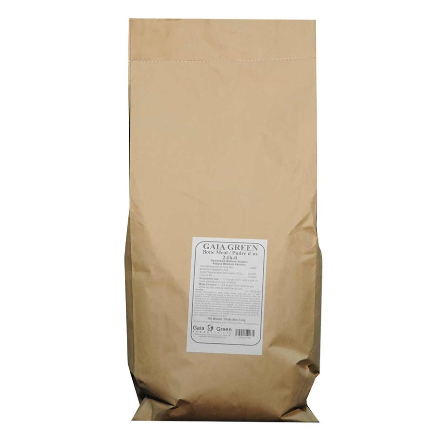 GAIA GREEN BONE MEAL 2-11-0 2KG
