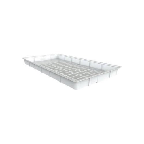 X TRAYS CLASSIC FLOOD TABLE 4' * 8' WHITE