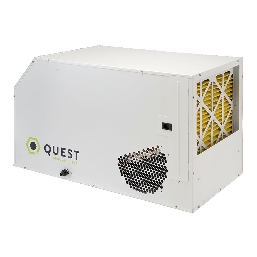 QUEST DUAL 225 DEHUMIDIFIER 230V