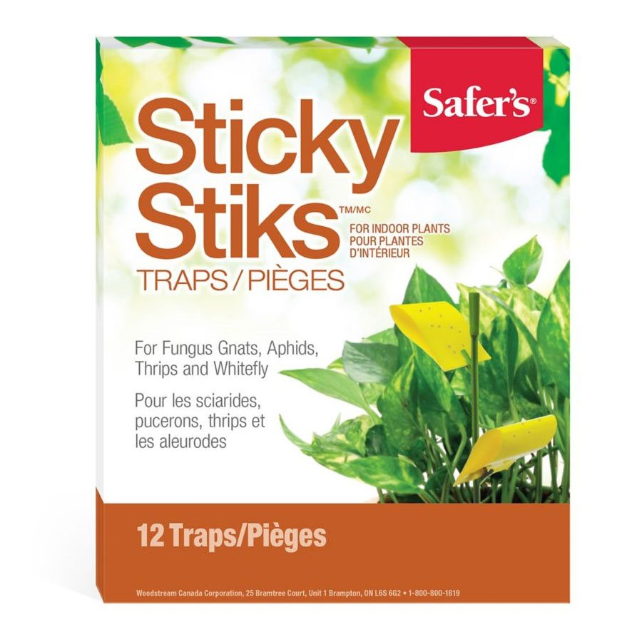 Safer's Sticky Sticks 12 Traps