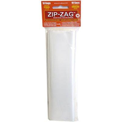 Zip Zag Original Large Bags (10 Pieces)