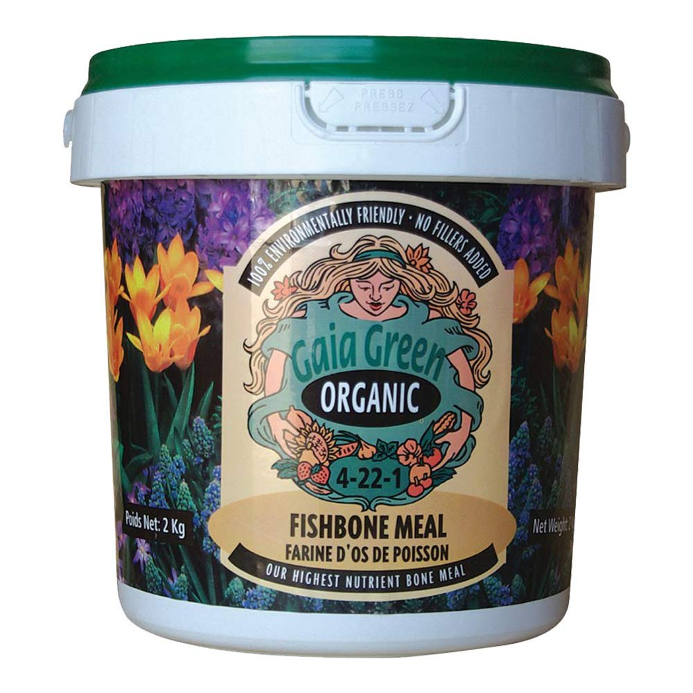 GAIA GREEN FISHBONE MEAL 5-20-0 1KG