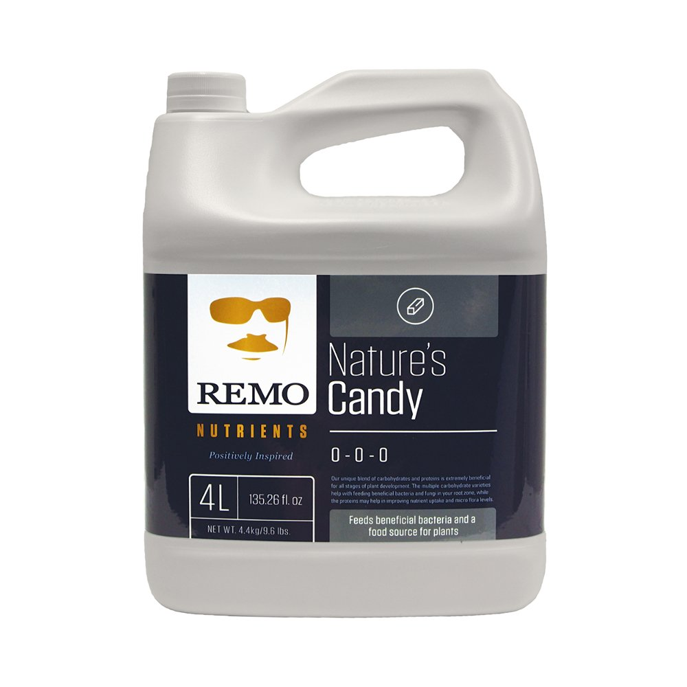REMO'S NATURE'S CANDY 4 LITRE