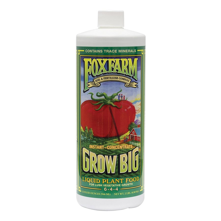 FoxFarm Grow Big 1 Litre