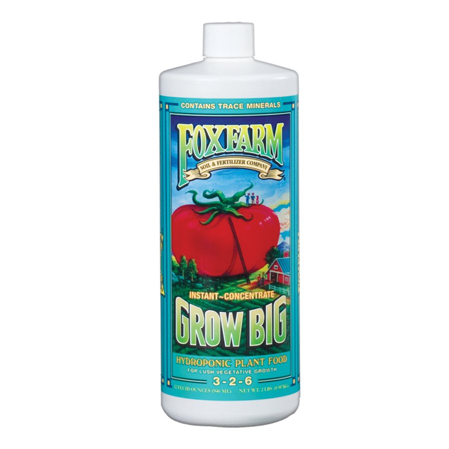 FoxFarm Grow Big Hydroponic 1 Litre