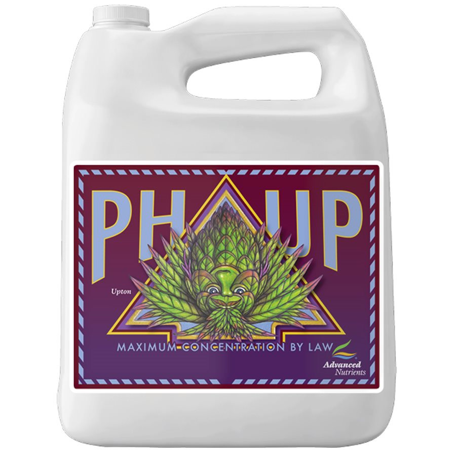 Advanced pH Up 4 Litres