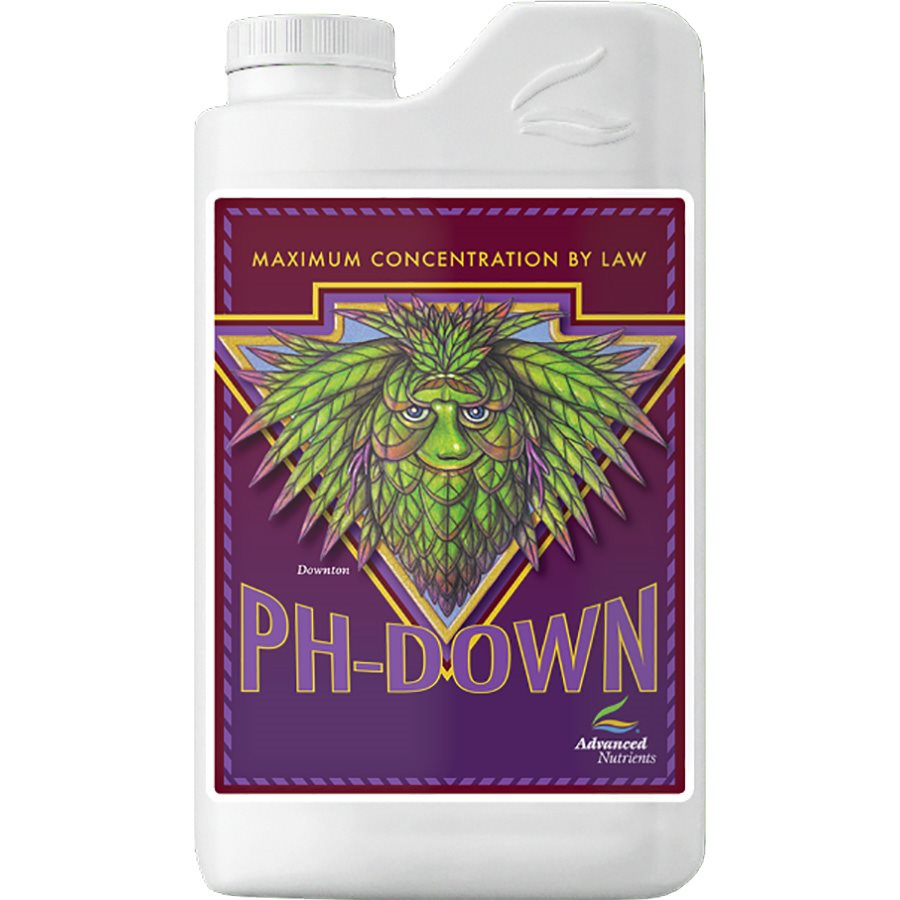Advanced pH Down 1 Litre