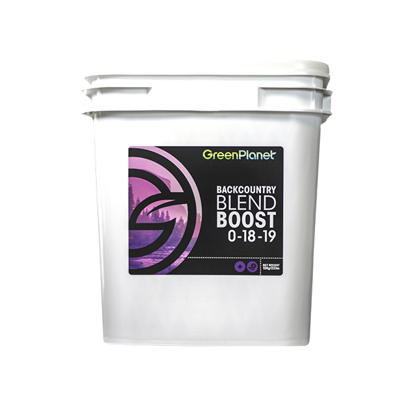 Back Country Blend Boost 10KG