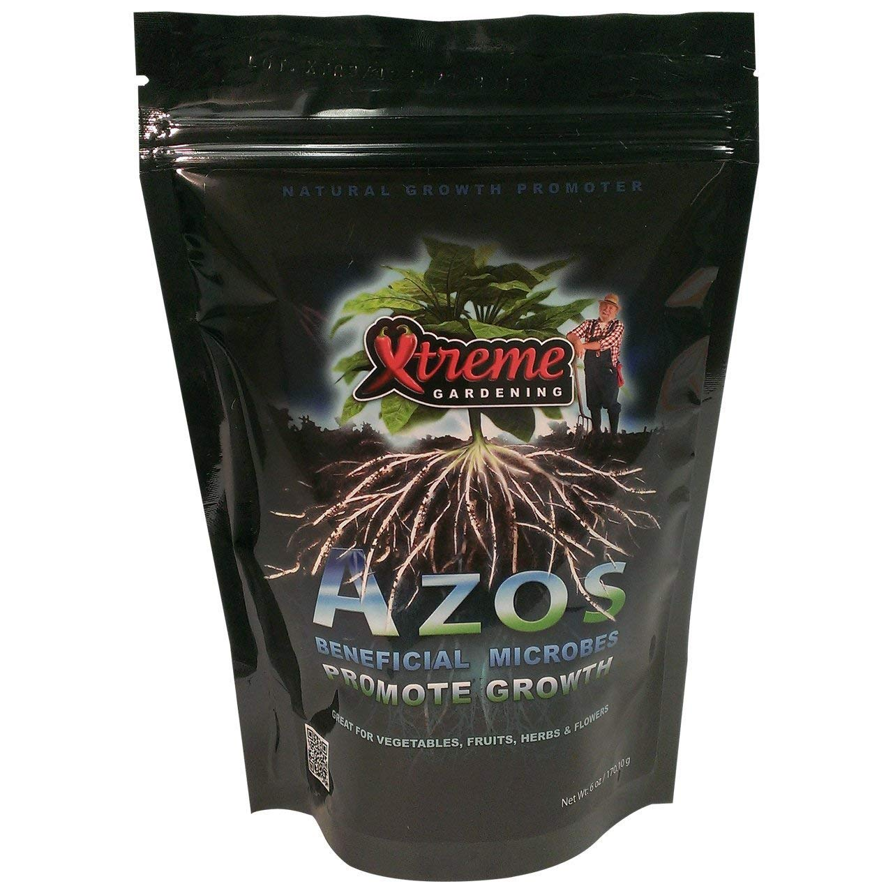 Azos Beneficial Bacteria 6oz