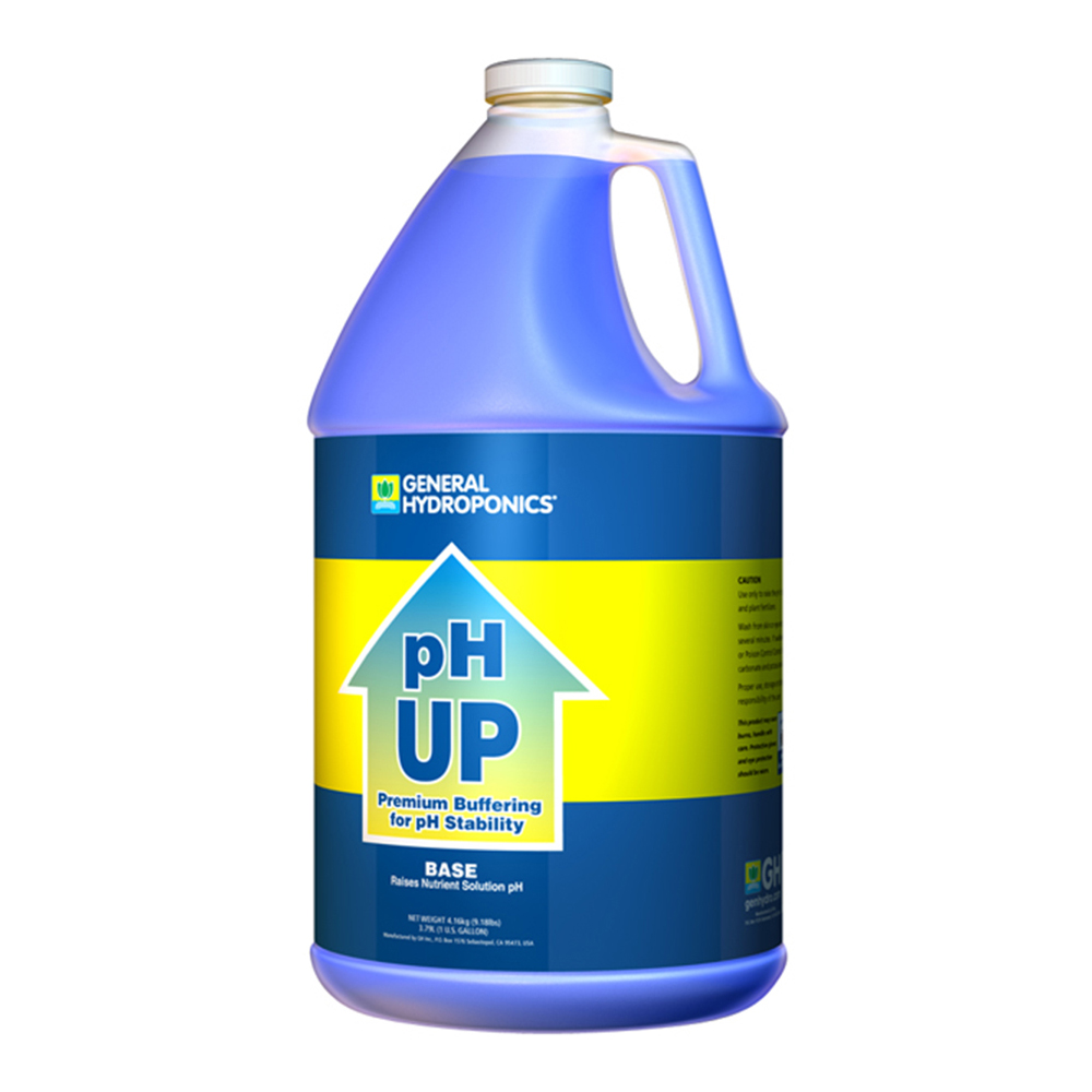 GH pH Up Liquid 4 Litres