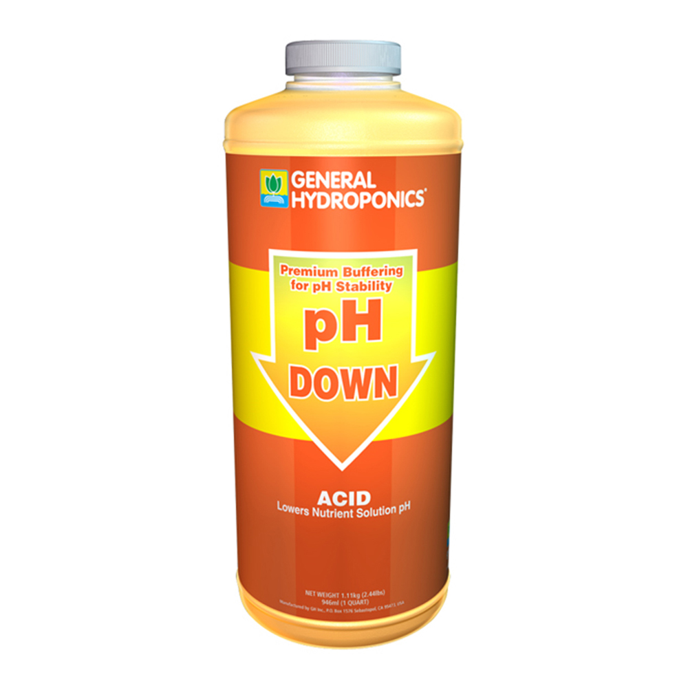 GH pH Down Liquid 1 Litre