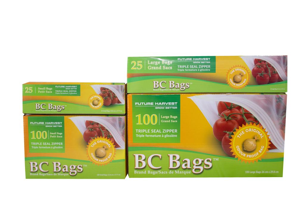 BC BAGS LARGE 1000/CASE