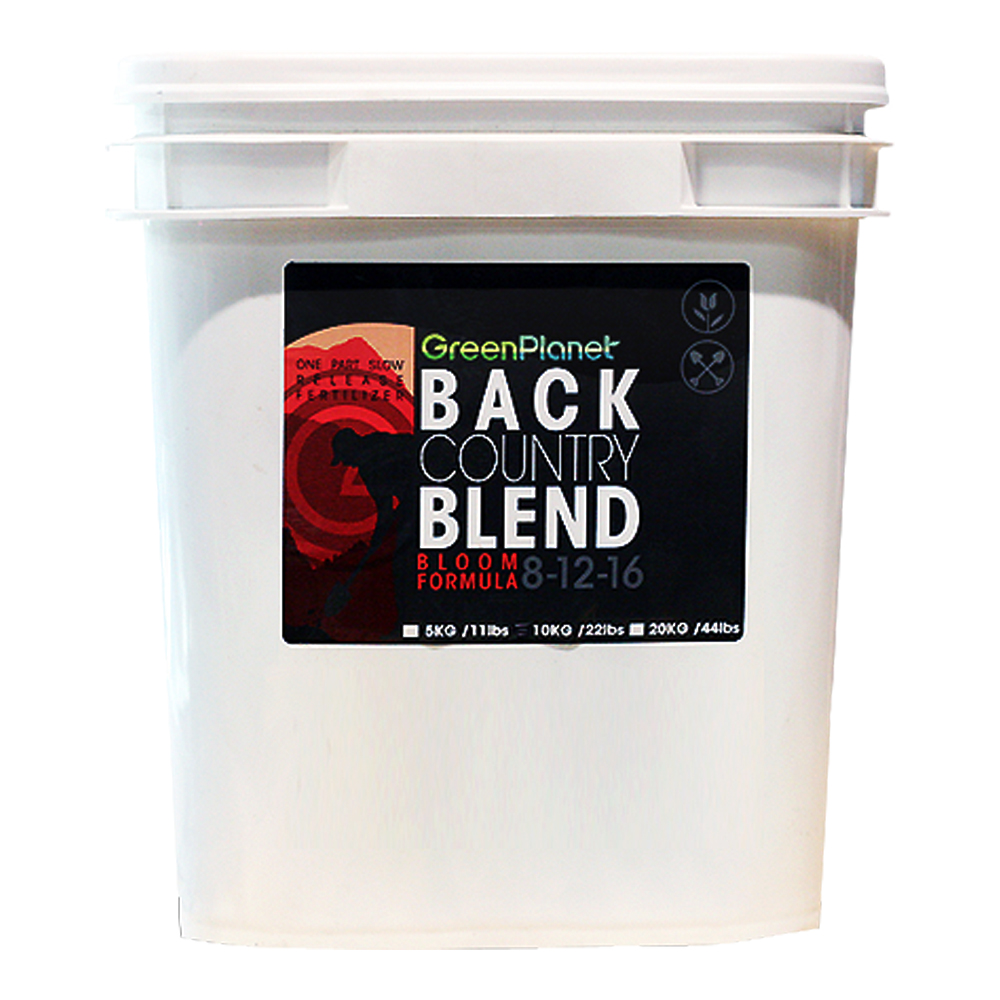 Back Country Blend Bloom 10KG