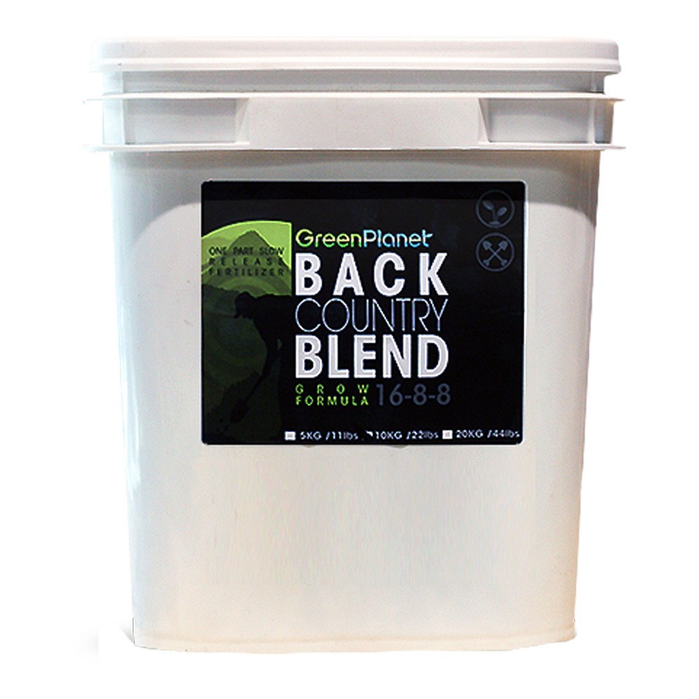 Back Country Blend Grow 10KG