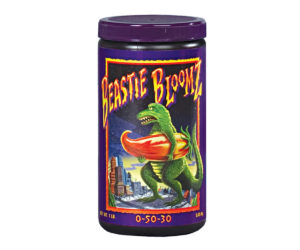 BEASTIE BLOOMZ SOLUBLE 1 LB JAR