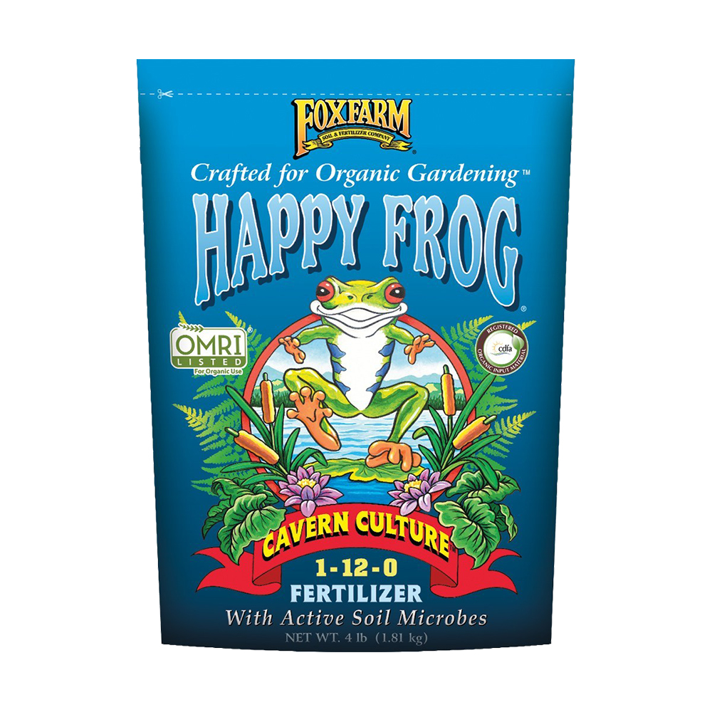 Happy Frog Cavern Culture Fertilizer 4 lb bag