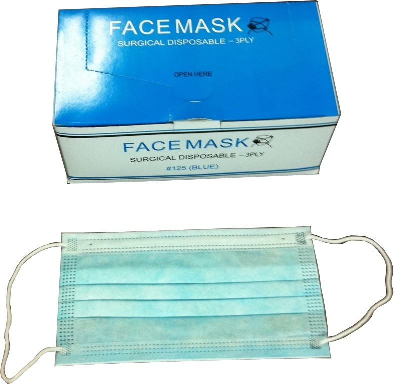 FACE MASK 1 BOX
