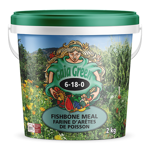 GAIA GREEN FISHBONE MEAL 6-18-0 2KG