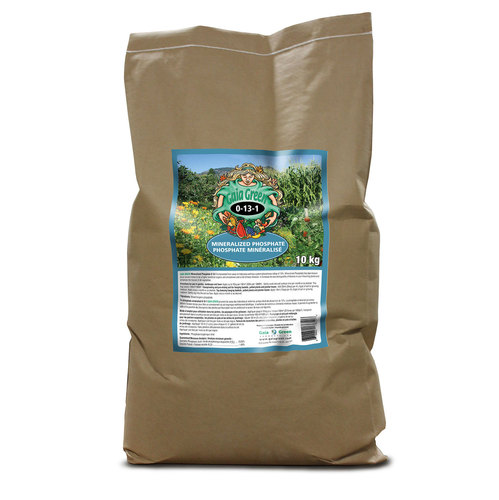 GAIA GREEN MINERALIZED PHOSPHATE 10KG
