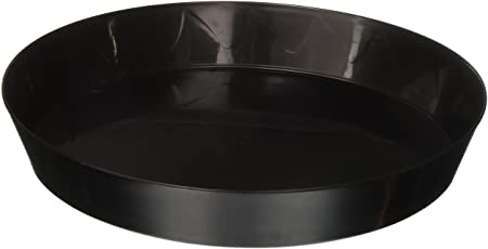 "GROWERBASICS 12"" THICK PLASTIC SAUCER"