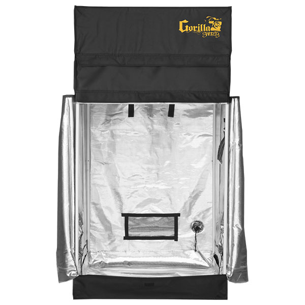 Gorilla Grow Tent 2' x 2.5' Shorty