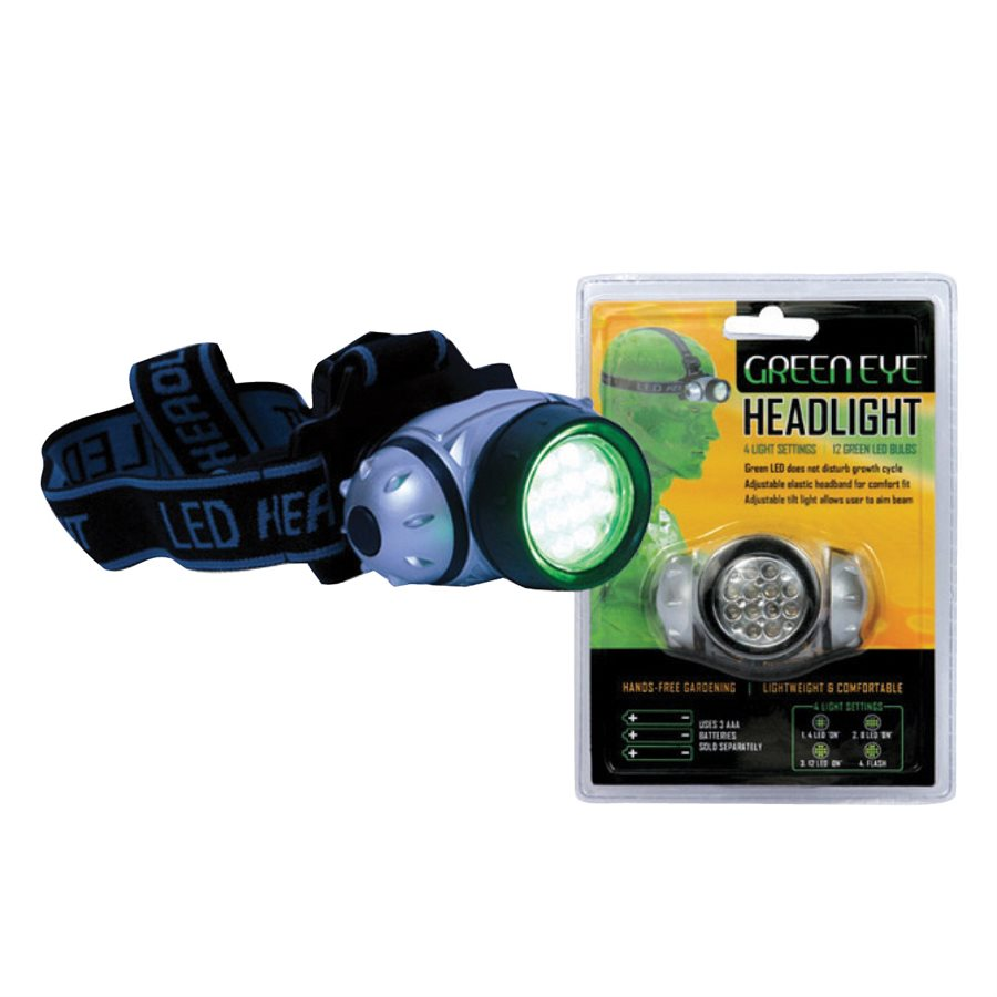 NGW Green Headlamp