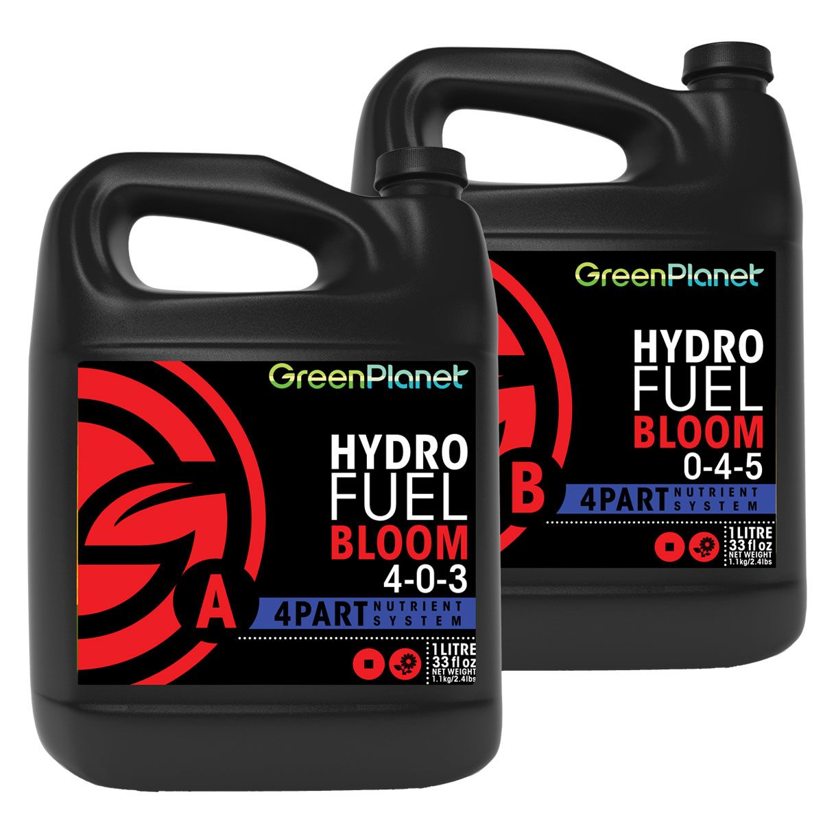 Hydro Fuel Bloom A 1 Litre