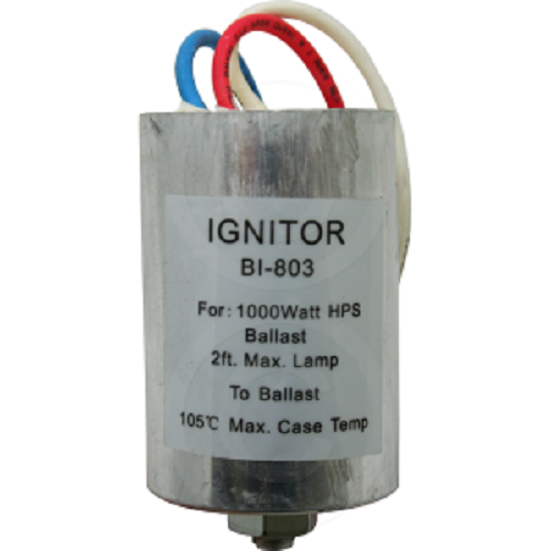 IGNITOR MAGNETIC 1000W HPS