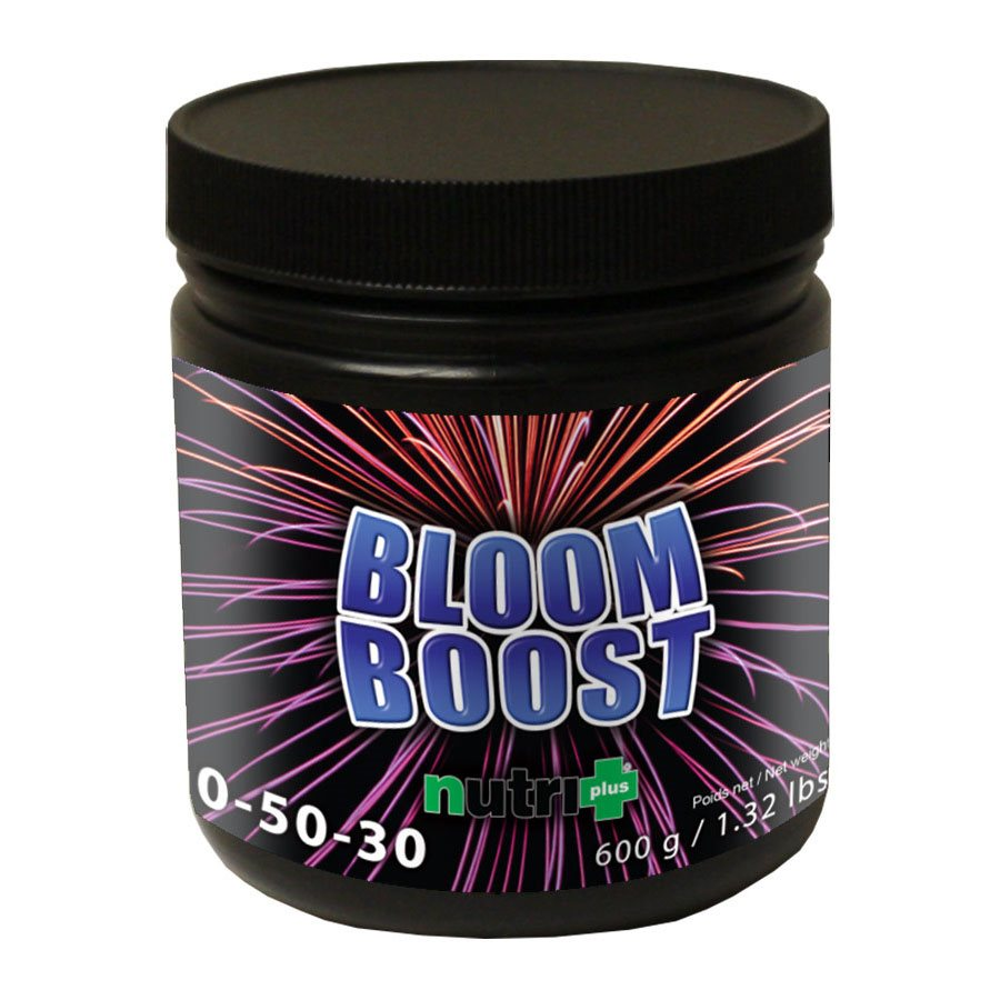 NUTRI+ BLOOM BOOST 600 G