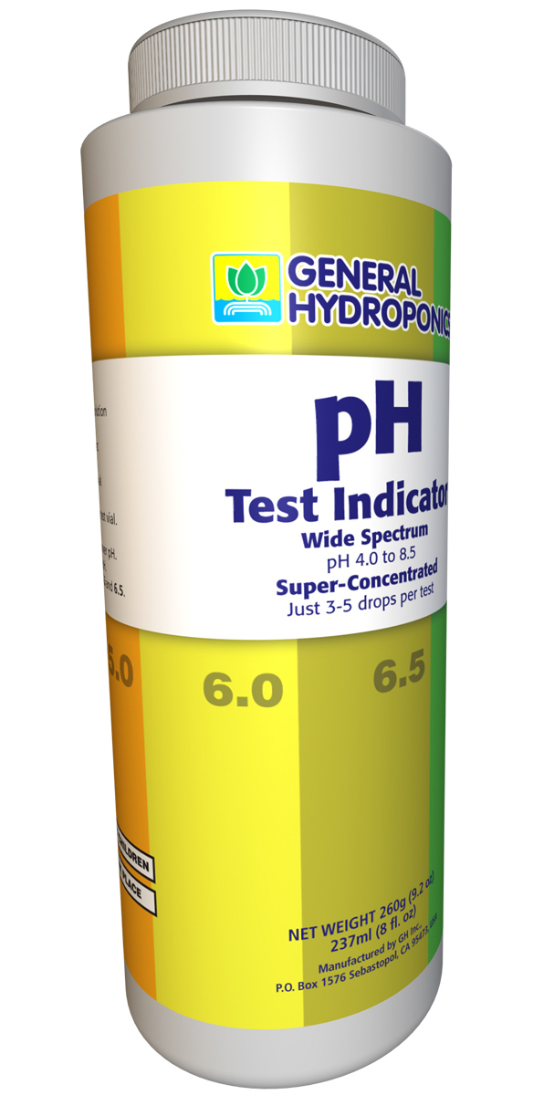 PH TEST INDICATOR 237ml