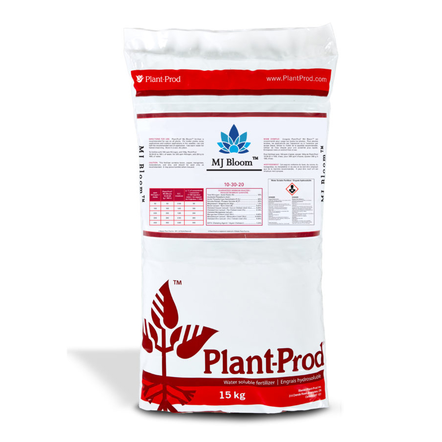 Plant Prod MJ Bloom 10-30-20 15 Kg