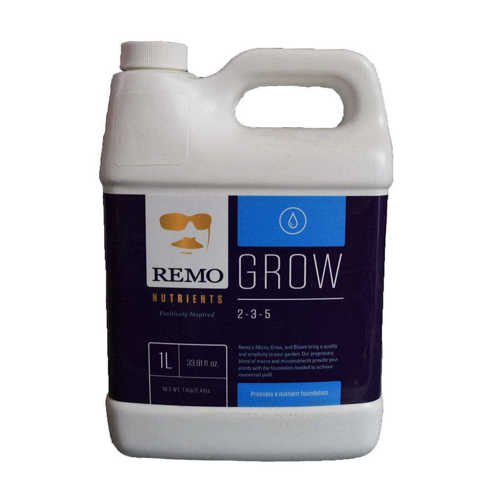 REMO'S GROW 1 LITRE