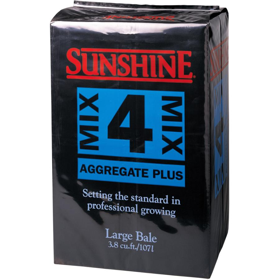 Sunshine Mix 4 Aggregate Plus 3.8 Cu.Ft.