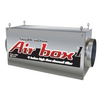 AIR BOX 1 STEALTH EDITION 500CFM 4""