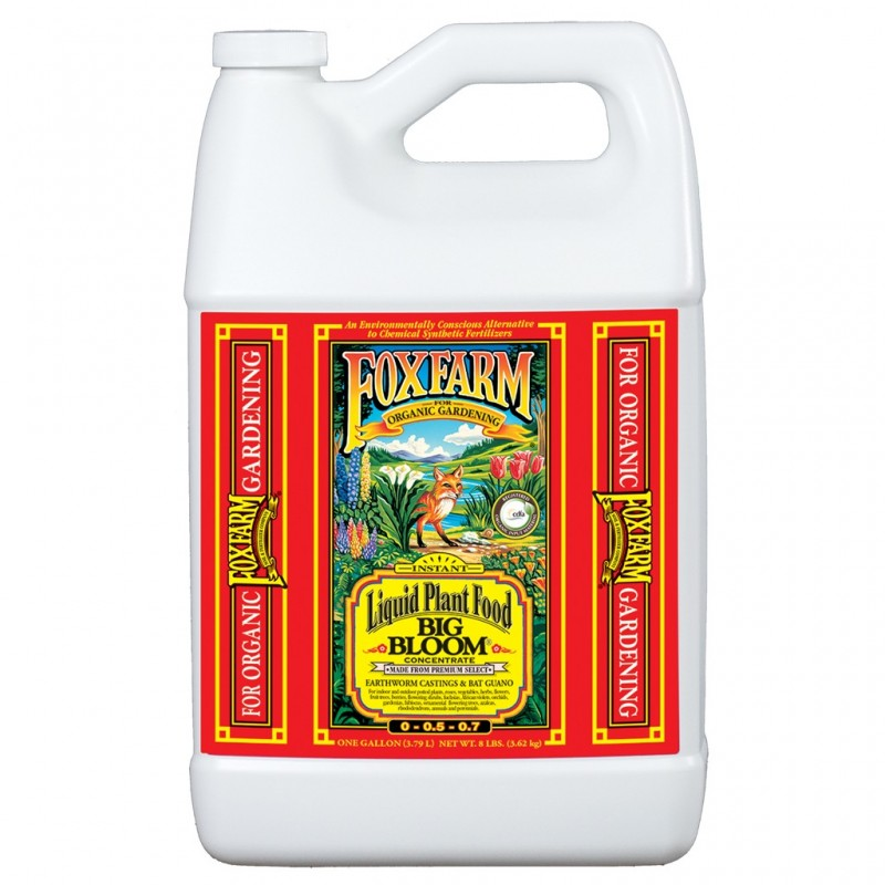 FoxFarm Big Bloom 4 Litres