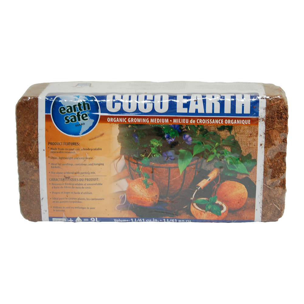 Coco Earth (650 grams) - GM0004XX
