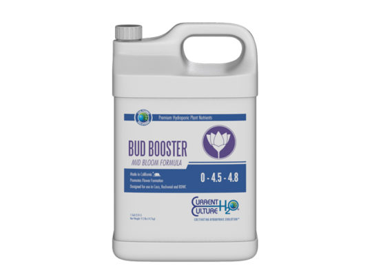 CURRENT CULTURE BUD BOOSTER - MID 5 GALLON