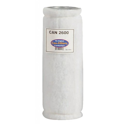 CAN FILTERS 2600 ACTIVATED CARBON FILTER 94 CFM