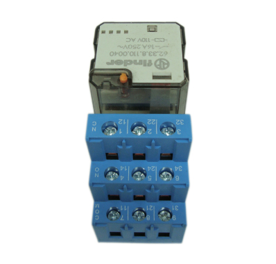 Finder Relay & Base 1L