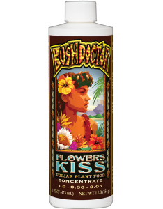 BUSH DOCTOR FLOWERS KISS QUART
