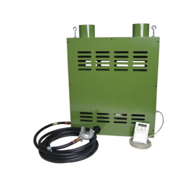 CO2 Generator (4 Heads Natural Gas Burner) - CO0004XX