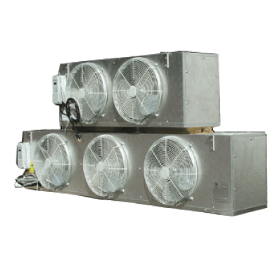 Heat Exchanger 2 Fans