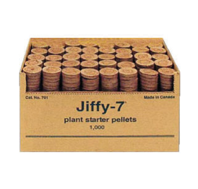 Jiffy-7 Peat Pellets (Case) - GM0019CT