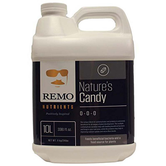 REMO'S NATURE'S CANDY 10 LITRE