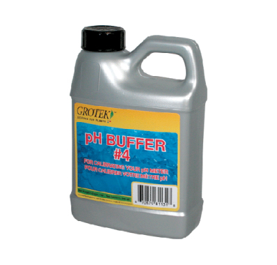 pH Buffer #4 500 Millilitres - MD0015CT