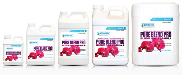 Pure Blend Pro Bloom Soil 10 Litres - NA0154GS