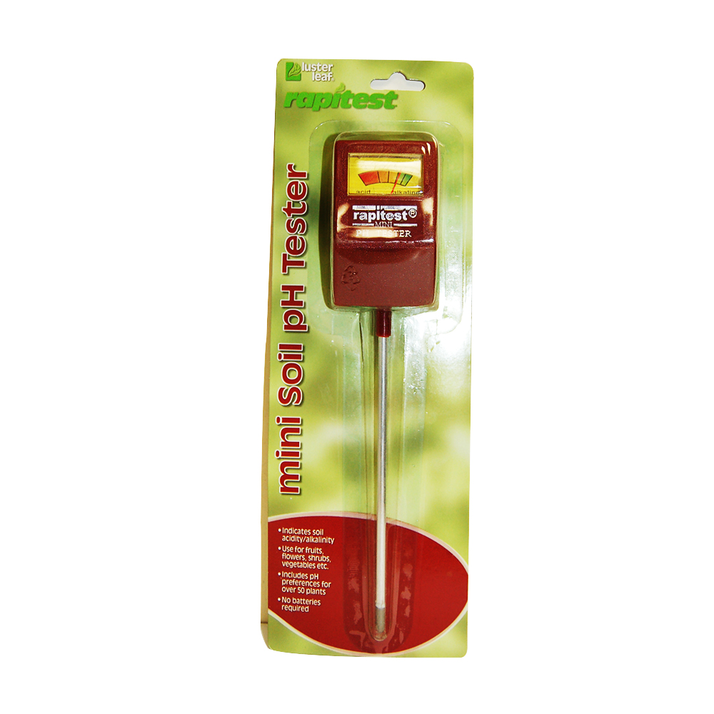 Mini Soil pH Tester - MD0013XX