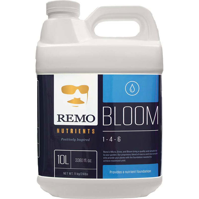 REMO'S BLOOM 10 LITRE